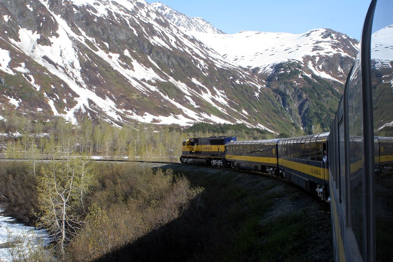Seward to Anchorage, Alaska 2007