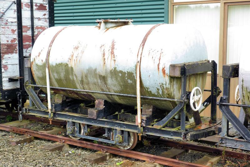 No No. Tank (1 of 2)  - Almond Valley Heritage Centre 14.10.12   Jim Sellens
