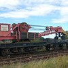 Manual Crane DS1749 - Aln Valley Railway - 16 August 2018