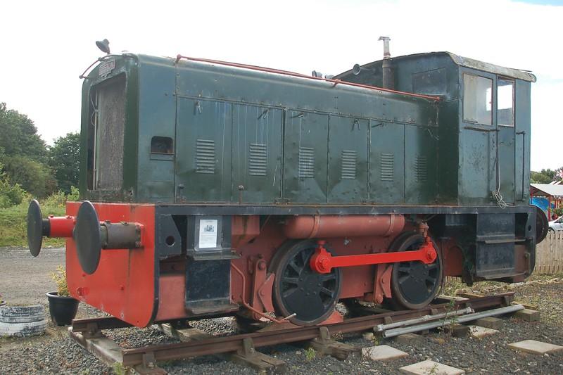 RH 312989 - Aln Valley Railway - 16 August 2018