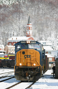 CSX passing through Cumberland