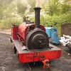 542 (2) 'Cloister' Hunslet 0-4-0ST -  Amberley Museum 11.07.09 Roy Morris