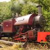 2067 (5) 'Peter' WG Bagnall 0-4-0ST -  Amberley Museum 11.07.09  Roy Morris