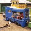 3653 (4) Hunslet 4wDM - Amberley Museum 11.07.09  Roy Morris