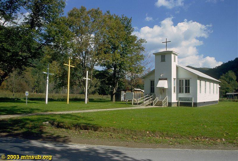 Erbacon Community Church, 2003.