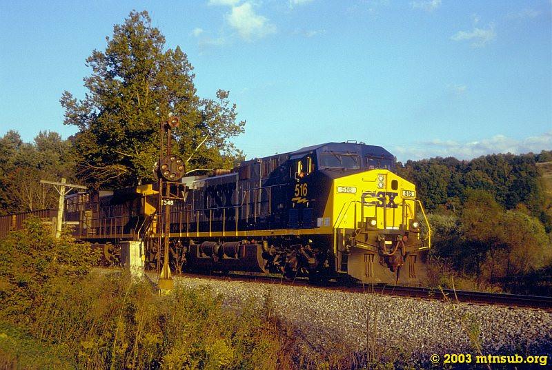Near Parkersburg, WV. 2003.