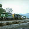 """Furbee"" 3016 leading Q317 in Keyser, WV. 2000."