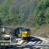 Coal drag at Independence, WV. 2003.