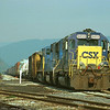 Q316 at Keyser, WV. 1999.