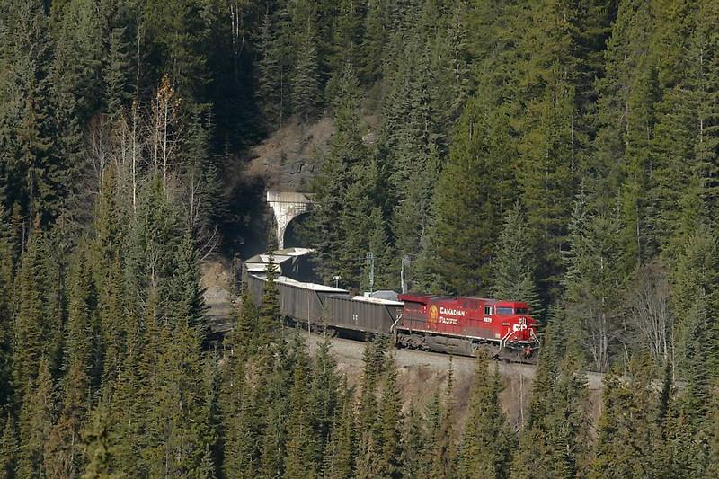 Upper Spiral Tunnel.