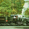 Cass Scenic RR Shay #2. 1999.