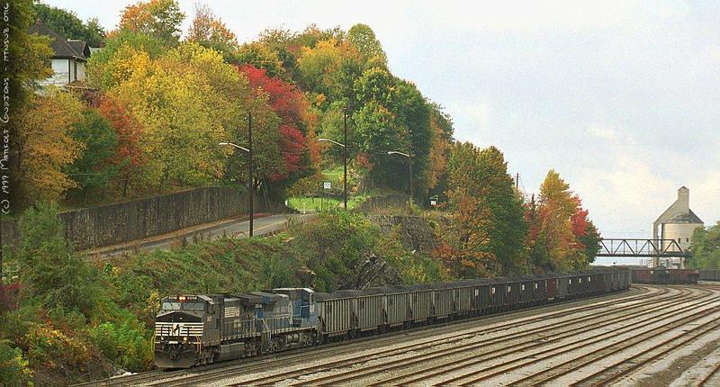 Coal at Bluefield, VA. 1999
