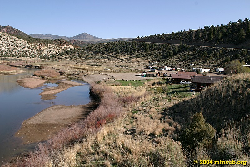 The Rancho del Rio site on the Colorado River. Great place to stay!