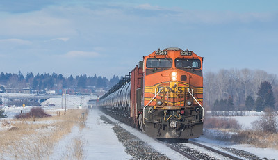 5263 DPU on the U-FYNFTE0DC at Bozeman, MT.
