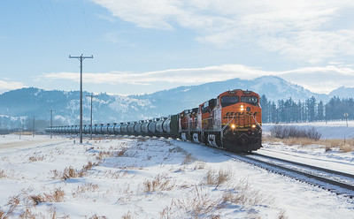 7397 on the U-FYNFTE0DC at Bozeman, MT.