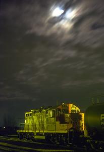 CN GP9RM 4118 in Coteau.