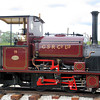 1056 (19) Hudswell Clarke  0-4-0ST - Amerton Railway - 16 .06.13  Mick Tick
