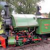 1491 'Isabel' W Bagnall 0-4-0ST - Amerton Railway  16.06.13  Mick Tick