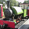 1491 'Isabel' WG Bagnall 0-4-0ST - The Staffordshire Narrow Gauge Society Ltd, Stowe-by-Chartley 05.08.07  Roy Morris