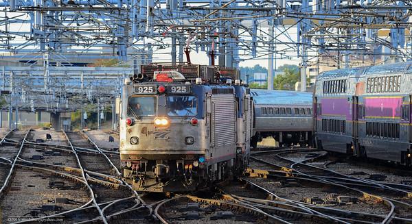 Amtrak AEM-7 Roster