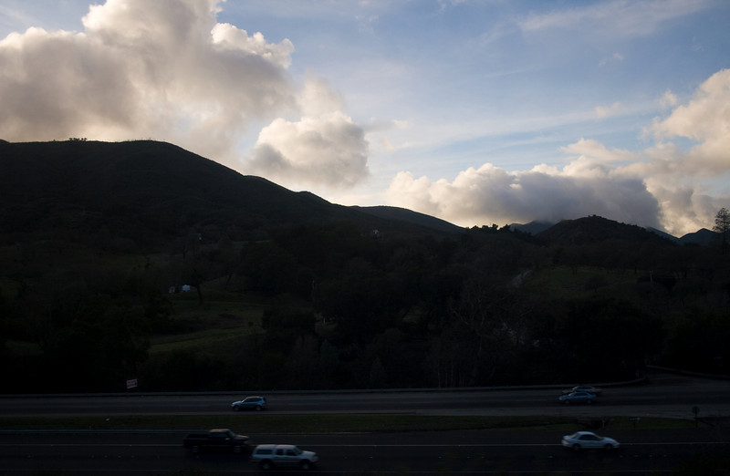 Cuesta Grade, Santa Margarita, CA. Image Copyright 2010 by DJB.  All Rights Reserved.