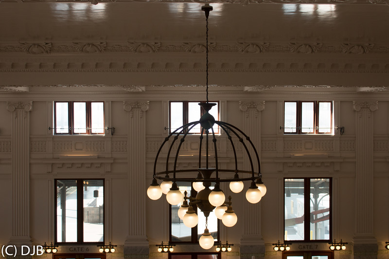 King Street Station, Seattle, WA.