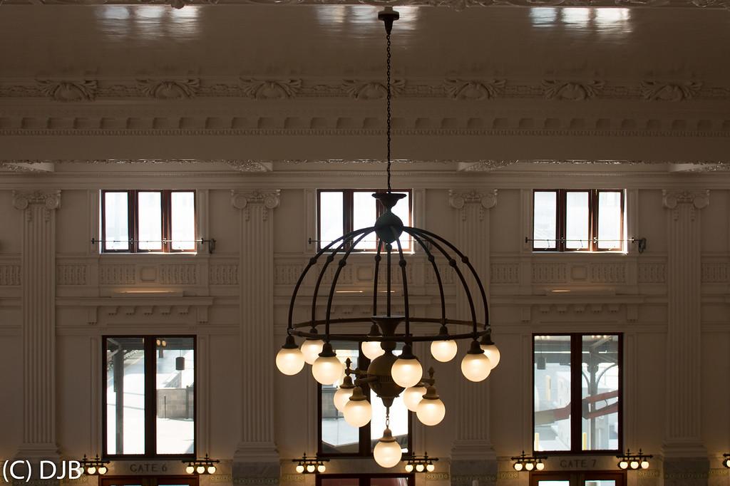 King Street Station, Seattle, WA.