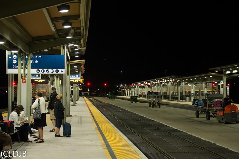 Sacramento Valley Station, Sacramento, CA.