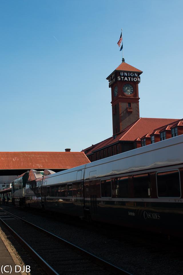 Union Station, Portland, OR.