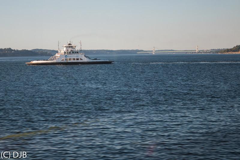 Puget Sound, Steilacoom, WA.