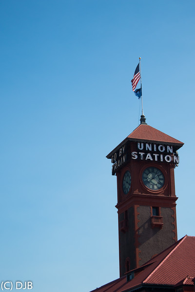 Union Station, Portland, OR.