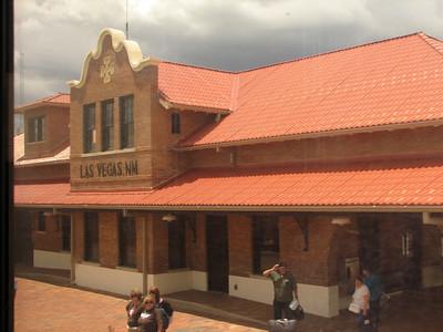 Las Vegas New Mexico Santa Fe Depot