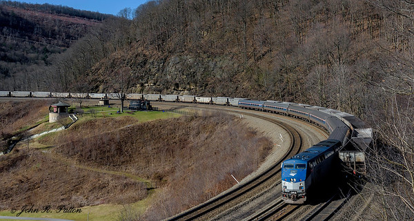 Amtrak #44