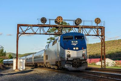 Amtrak 07T #87