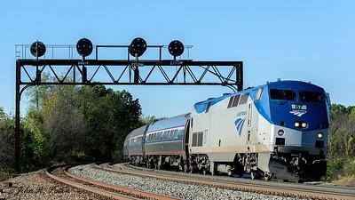 Amtrak 04T #87