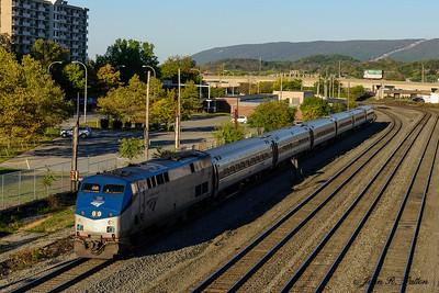 Amtrak 07T #120