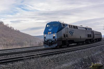 Amtrak 04T #96