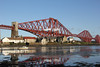 46115 crosses Forth Bridge with SRPS Tour on Saturday 28th April 2012