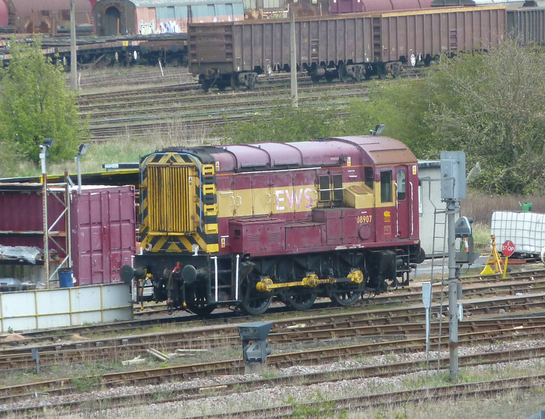 08907 in Tees Yard 21 April 2012