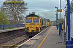 66502 & 70001, King's Sutton_4O18, 12th April 2014