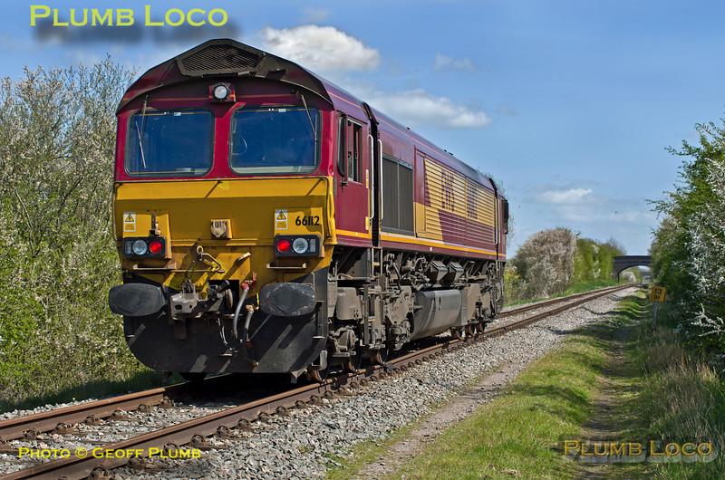 66112, Charndon, 0Z60, 15th April 2014