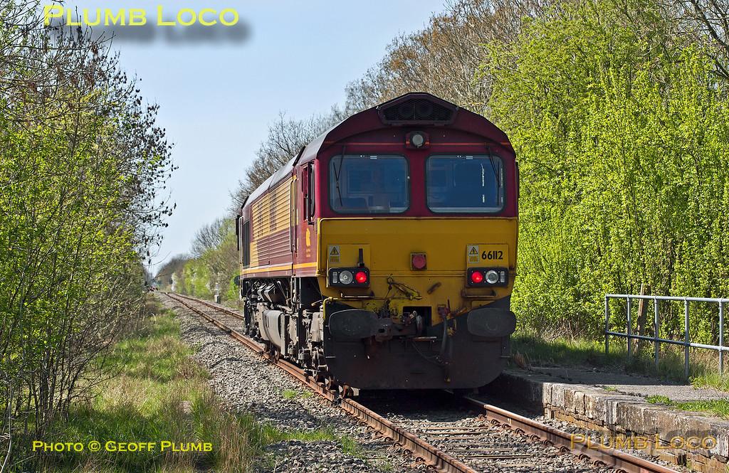 66112, Launton Halt, 0Z60, 16th April 2014