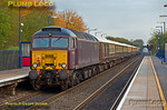 57314, Haddenham & Thame Parkway, 1Z60, 5th April 2014