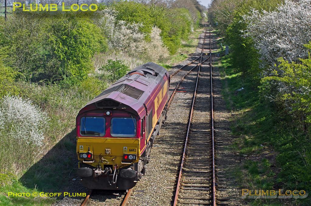 66112, Claydon Loop, 0Z60, 16th April 2014