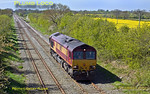 66112, Claydon Loop, 0Z60, 16th April 2014
