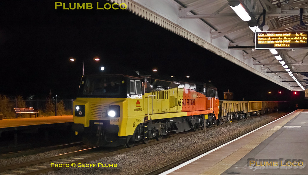 70805, Princes Risborough, 6C21, 17th April 2014