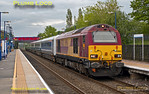 67023, Haddenham & Thame Parkway, 1U61, 22nd April 2014