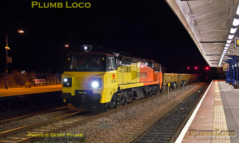 70802, Princes Risborough, 6C22, 18th April 2014