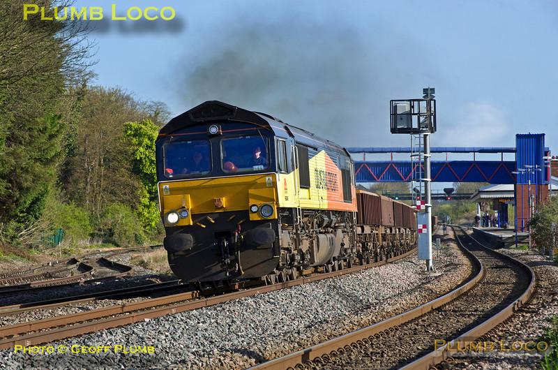 66846, Princes Risborough, 6C24, 18th April 2014