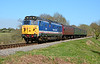 "NSE 50027 ""Lion"" is seen near Medstead on a service heading to Alresford 18/04/2015."
